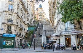 Quel quartier de Paris est connu pour être celui des artistes ?
