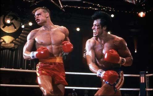 Il est Rocky Balboa dans ce film