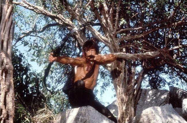 Sylvester Stallone et ses films