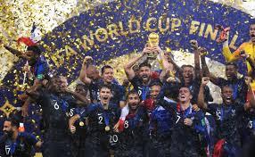 La France durant la Coupe du monde 2018