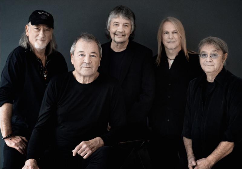"""Quelles sont les initiales de """"Deep Purple"""" ? (dans l'ordre)"""
