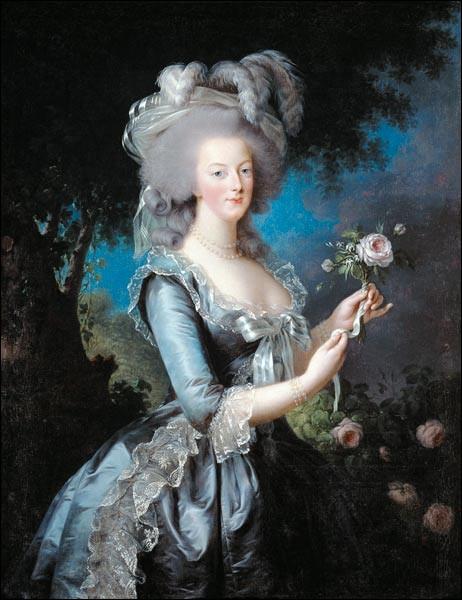 """De qui est le tableau ''Marie-Antoinette"""" ?"""