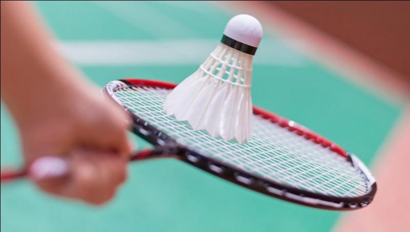 Badminton : au service, de combien d'essais dispose un joueur ?