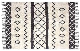 Incontournable de la décoration orientale, ceci est un tapis...