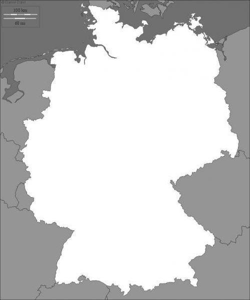 Les pays selon les cartes