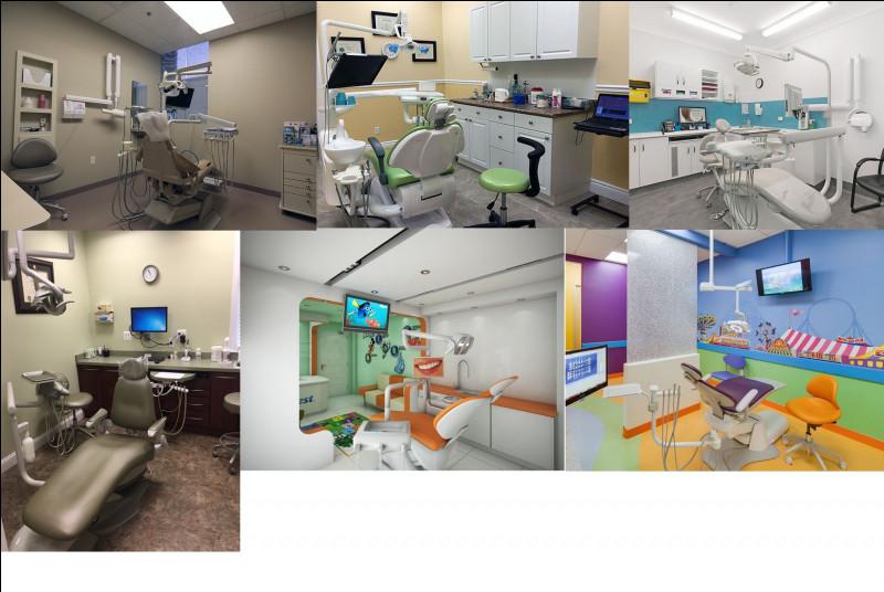 Le navire a six cabinets dentaires avec chacun un chirurgien-dentiste et une assistante dentaire. Combien de personnes travaillent dans ce service ?
