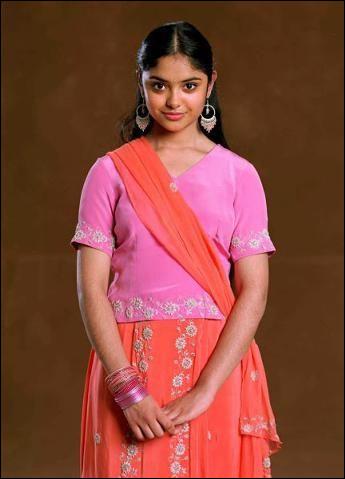 Dans quelle maison est Padma Patil ?