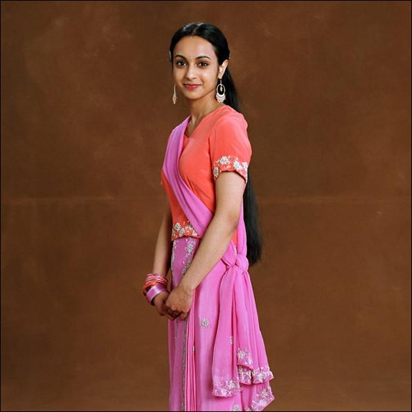 Dans quelle maison est Parvati Patil ?