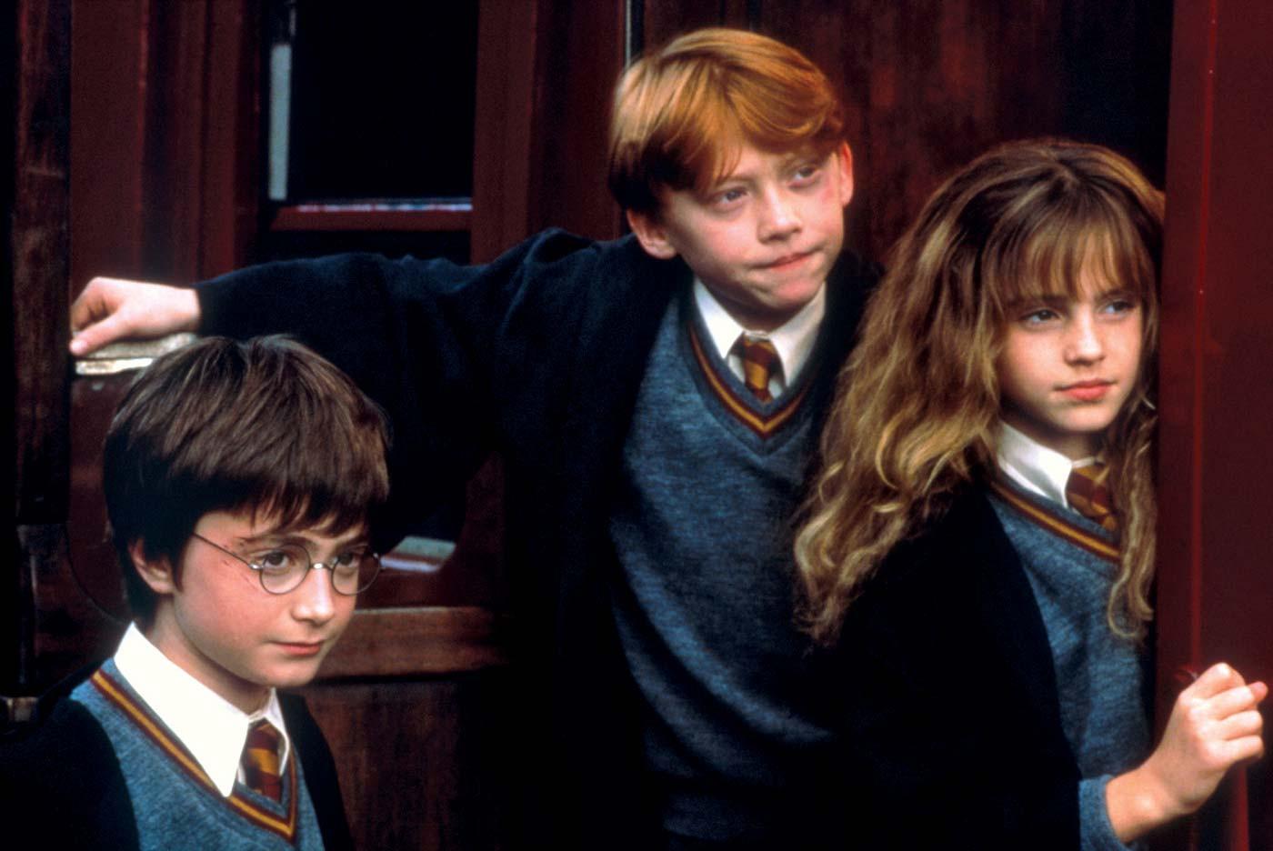 Un personnage -> Son nom de famille (Harry Potter)