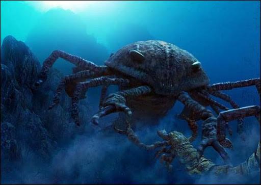 Est-ce que ce scorpion géant a pu exister ?