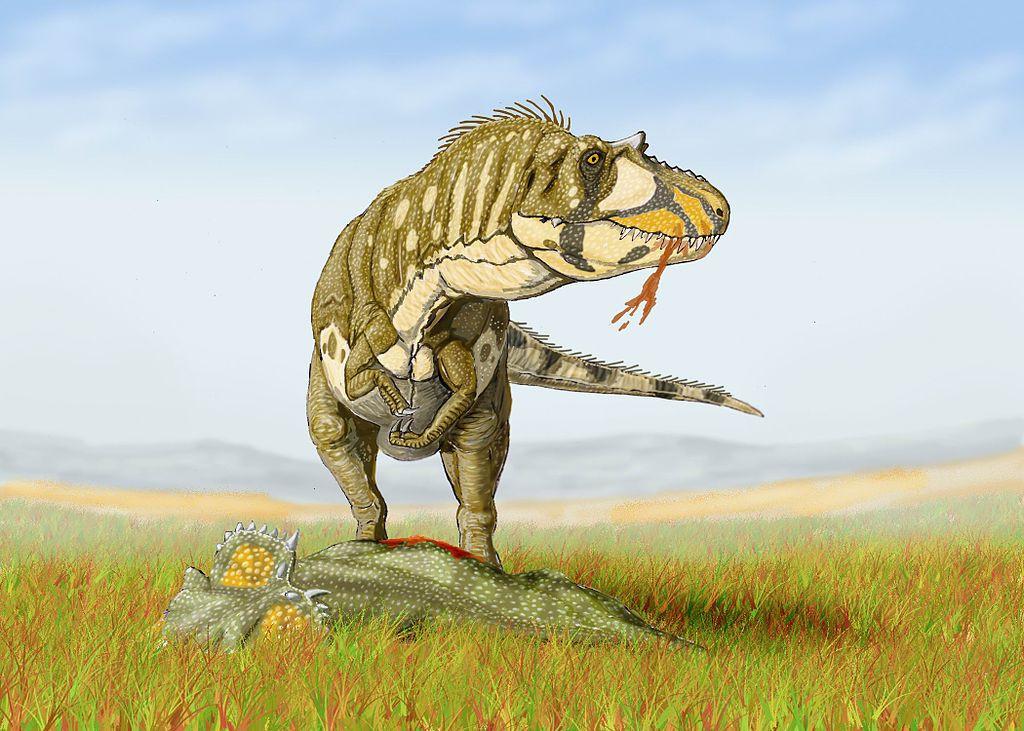 Dinosaures et créatures imaginaires (partie 4)