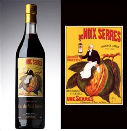 Quelle est cette liqueur, spécialité du Périgord, obtenue par macération de noix communes dans de l'eau de vie ?