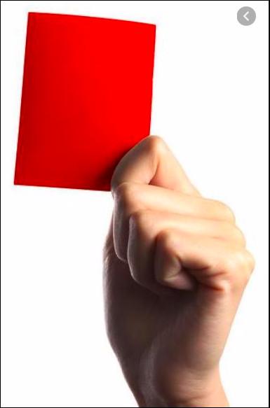 Quel est le club ayant fait le plus de cartons rouges ?