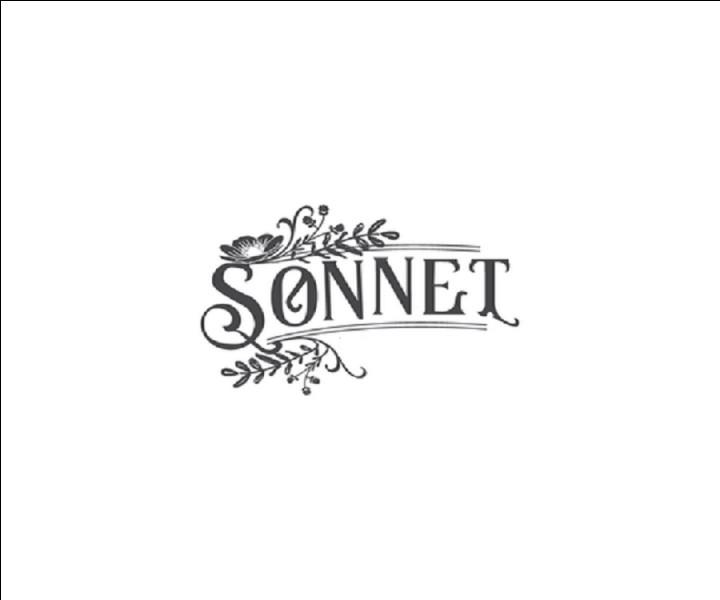 Combien y a-t-il de tercets dans un sonnet ?
