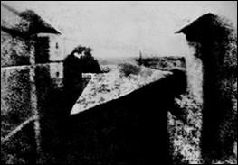 On lui doit la 1ère photographie en 1827. Qui est-il ?