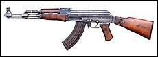 En quelle année, l'ingénieur russe Mikhaïl Kalachnikov invente -t-il son fameux fusil d'assaut AK à répétition ?