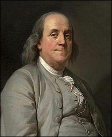 """Brassens chante """"En bénissant le nom de Benjamin Franklin,Je l'ai mise en lieu sûr entre mes bras câlins,Et puis l'amour a fait le reste ! """". Mais qu'a inventé Franklin ?"""