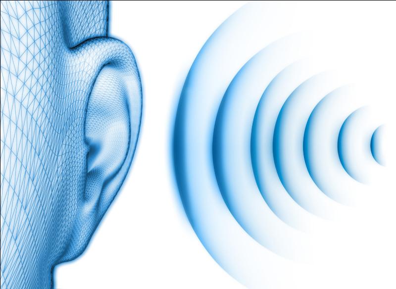 Si un humain entend un son de 190 décibels, il peut perdre l'audition.