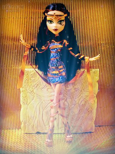 Monster High : Cléo De Nile
