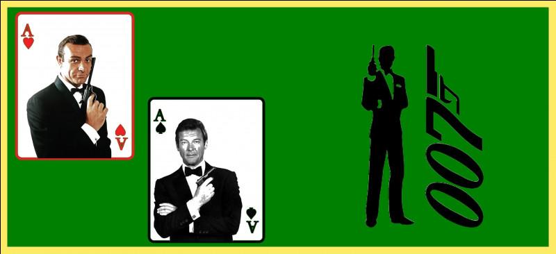 """Qui interprète James Bond dans le film """"Bon baisers de Russie"""" ?"""