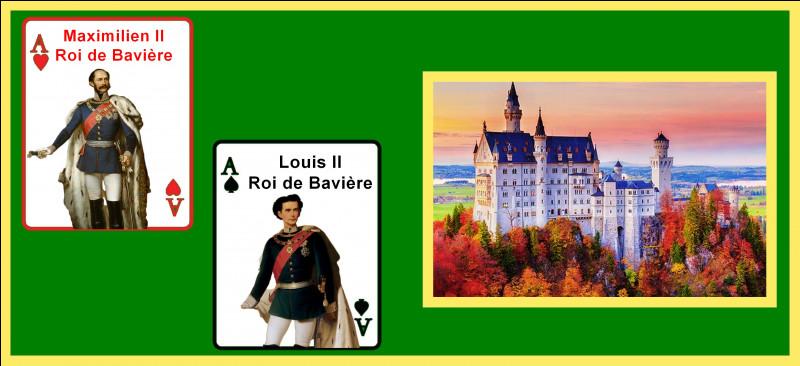 Qui a fait construire le château de Neuschwanstein ?