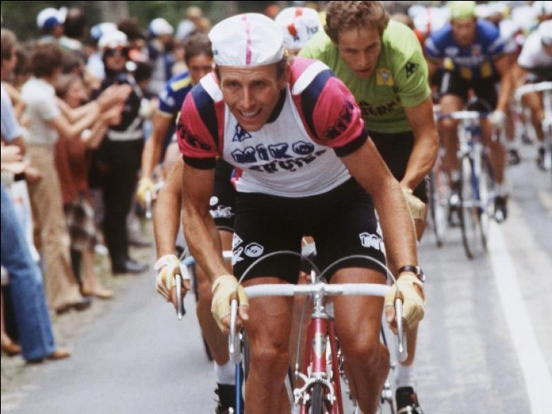 Ce coureur cycliste néerlandais, vainqueur du Tour de France en 1980 et Champion du monde en 1985, c'est ... Zootemelk.
