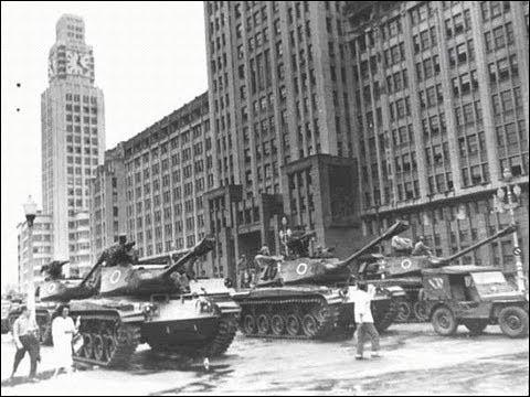 Quel nom a été donné à l'opération de la CIA, en marge du coup d'État du 1er avril 1964, qui amorça la dictature militaire au Brésil ?