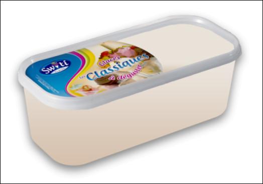 Laquelle de ces glaces n'a jamais été commercialisée par SWITI ?
