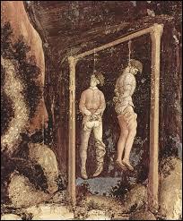 Quel grand poète médiéval a été emprisonné plusieurs fois et condamné à être pendu avant d'être finalement gracié ?