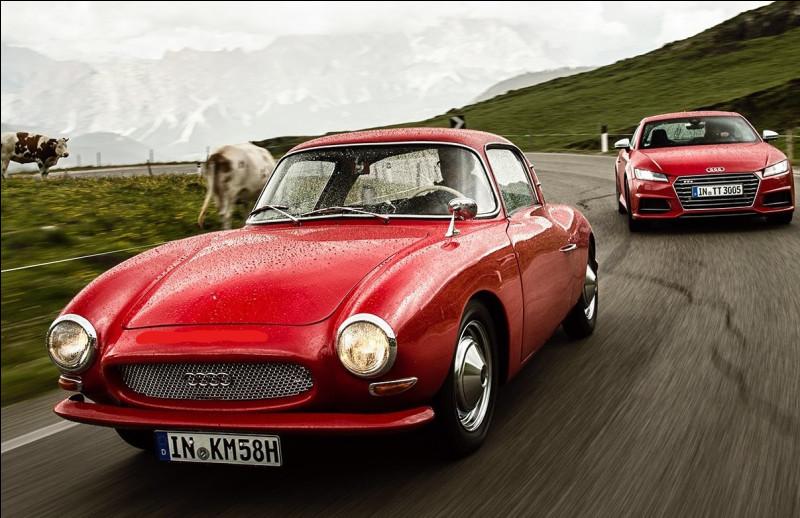 Cette jolie voiture de sport allemande est mue par un… trois cylindres ? Ernsthaft ? Oui, et ça paraît plus logique quand on voit sur quel modèle elle est basée :