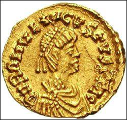 L'Empire romain fut fondé par Octavien en 27 av. J.-C., mettant fin à 5 siècles de République romaine et se dissolut en 476 apr. J.-C. sous quel empereur ?