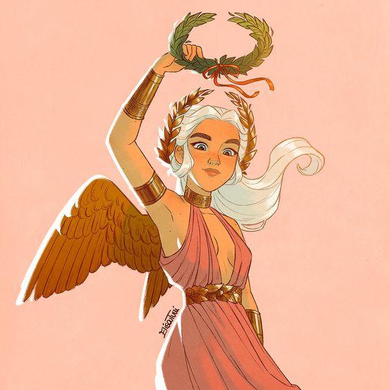 Quelle déesse grecque es-tu ? (2)
