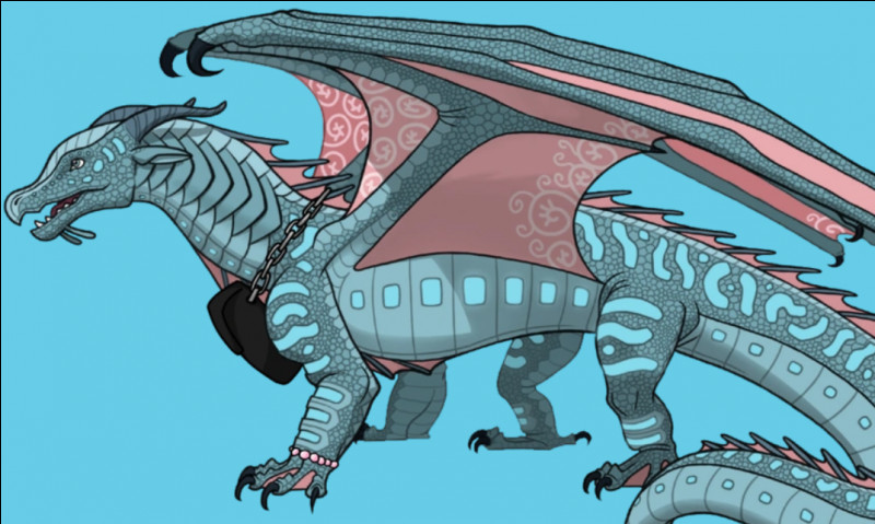 Qui est cette dragonne et qu'a-t-elle de spécial ?