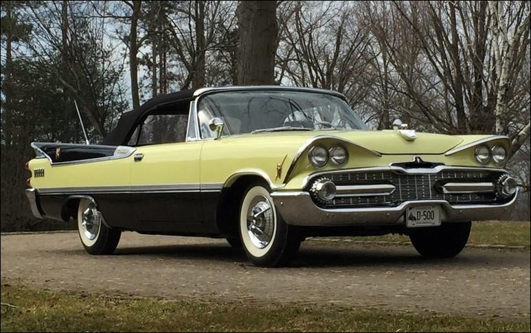 Quand on pense à l'opulence américaine de l'automobile, on pense à Cadillac. Mais la firme qui a produit ce modèle n'étant pas en reste. Quelle est cette voiture, loin d'être passe-partout ?