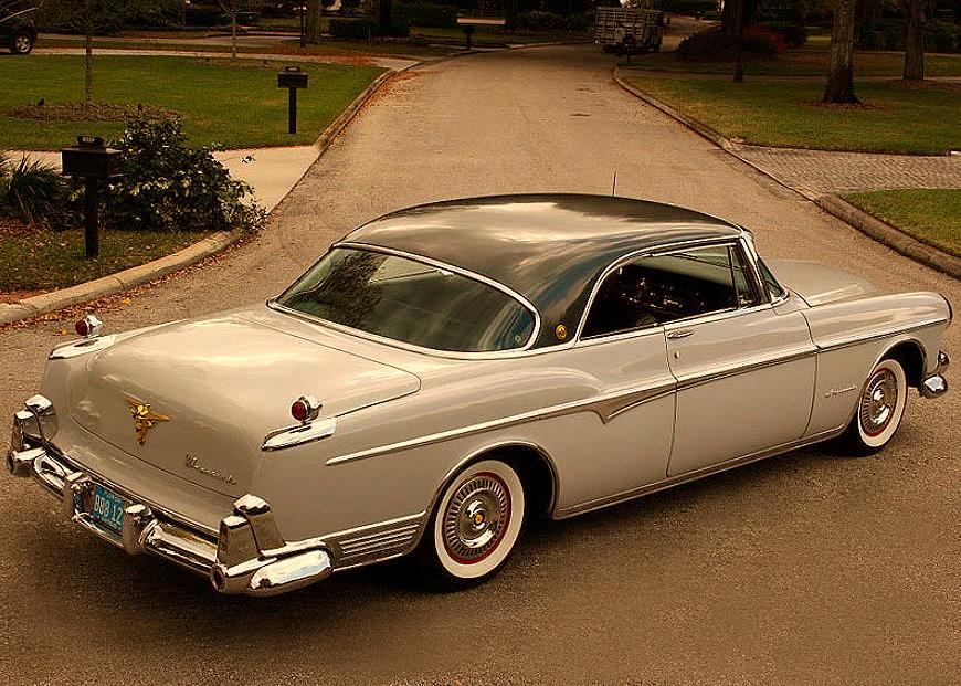 50 voitures des années 50 (part 2/5)