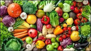 Les fruits et les légumes sont bons pour toi car ils contiennent des nutriments importants comme...
