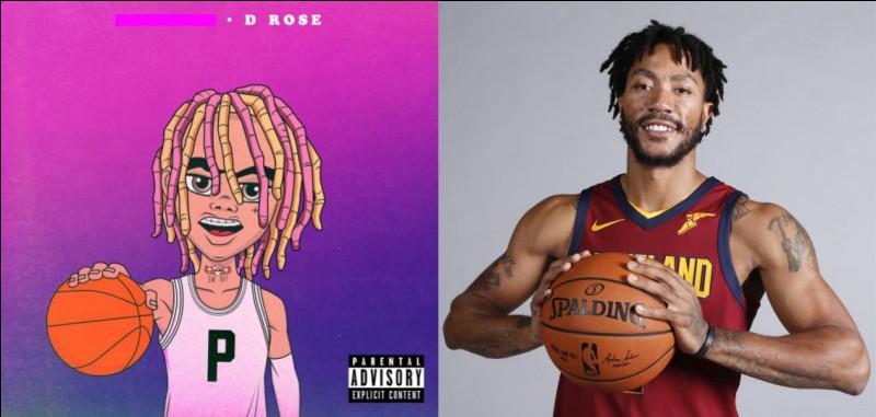 """Quel jeune rappeur interprète """"D Rose"""" ?"""