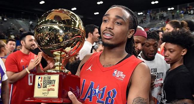 Références NBA dans le rap US