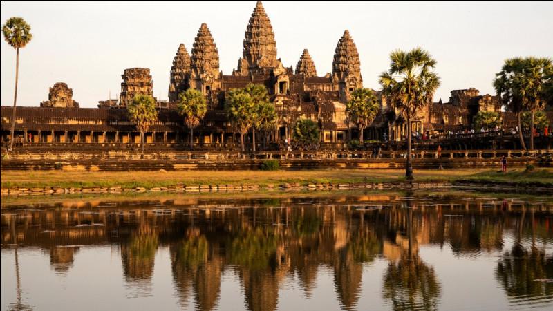 Dans quel pays pouvez-vous visiter Angkor ?