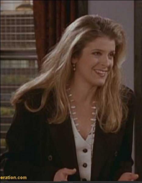 Comment s'appelle la patronne de Rachel ?