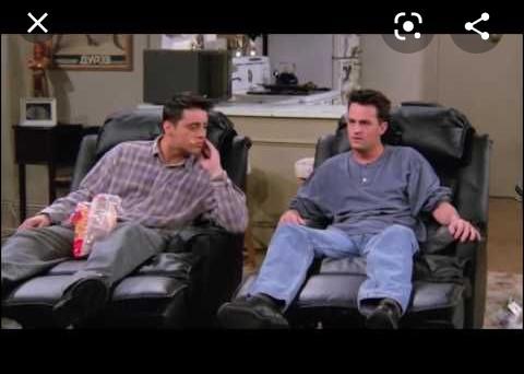 Quelle est la série préférée de Chandler et Joey ?