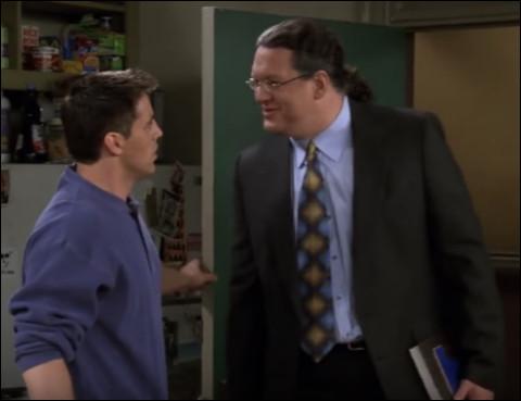 Quel tome de l'encyclopédie Joey achète-t-il ?