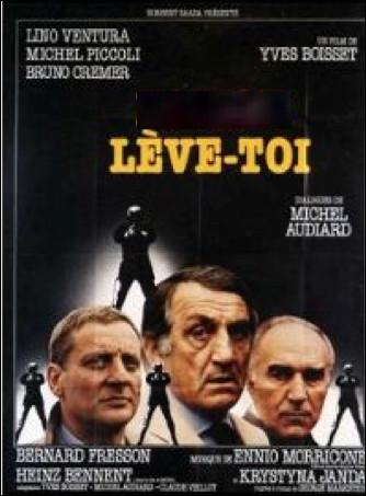 Quel est ce film d'espionnage de 1982 ?