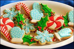 Avec quelle épice fabrique-t-on les traditionnels biscuits de Noël ?