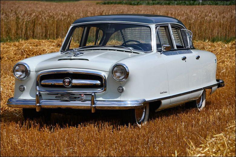 """La plus compacte des Nash au style """"Airflyte"""" fut considérée comme la première américaine compacte moderne à avoir obtenu un succès honorable. Quel est ce modèle ?"""