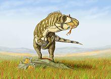 Dinosaures et créatures imaginaires (partie 6)