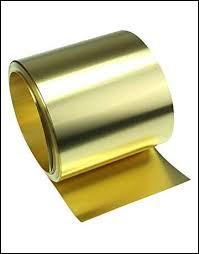 Que donne l'alliage du cuivre et du zinc ?