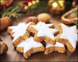 Avec quelle épice sont fabriqués les traditionnels biscuits de Noël ?
