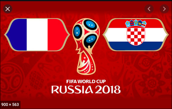Sur quel score s'est imposé la France en finale face à la Croatie ?