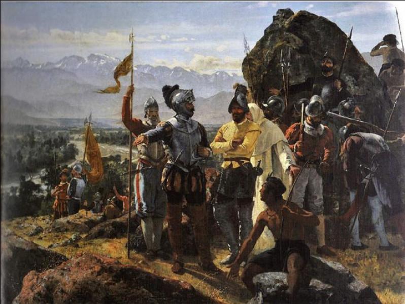Quelle ville sud-américaine a été fondée en 1541 par le conquistador et l'un des lieutenants de Pizarro, Pedro de Valdivia ?